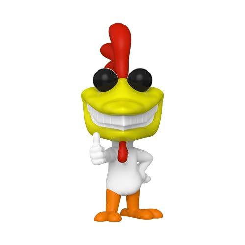 Funko 57790 Pop Animation: Cow & Chicken - Chicken