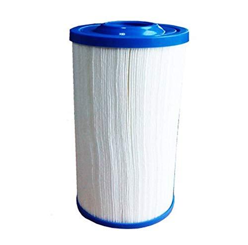MYY Filtre Spa Bassin Filtration Cartouches Facile À Nettoyer Contient Un Filtre Cartouches Environ 12,5 X 37,8 Centimètres (1 Pack)