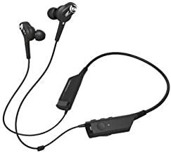 Audio Technica ATHANC40BT Wireless Noise Cancelling Bluetooth Earphones