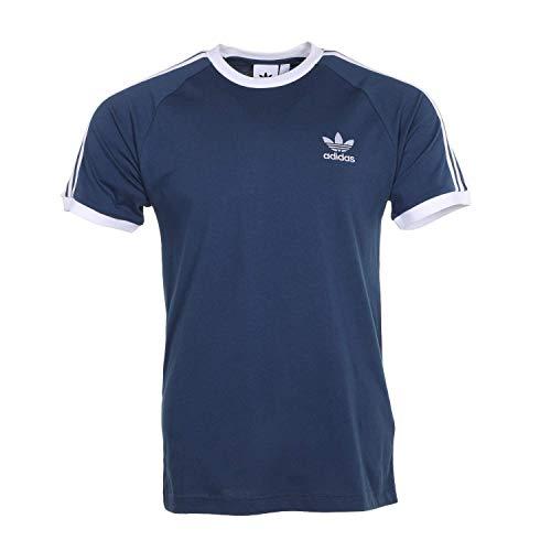 adidas Originals Men's 3-Stripes T-Shirt Night Marine XX-Large