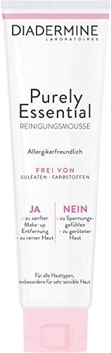DIADERMINE Purely Essential Mousse Reinigungsmousse, 1er Pack (1 x 150 ml)