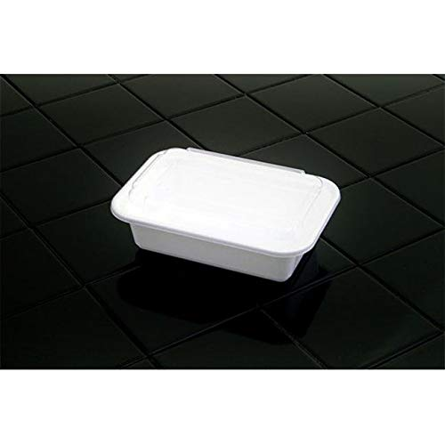 Review Of OKSLO Nc838 24 oz micro combo container with lid, white - case of 150 Model (8454-14351-79...