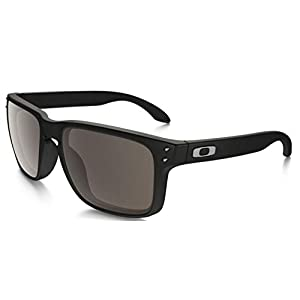 Oakley Holbrook OO9102 Sunglasses Bundle with original case, and accessories (5 items)