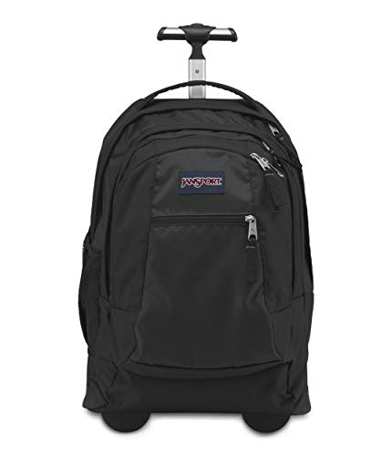 JanSport Driver 8 Rolling Backpack - Wheeled Travel Bag with...