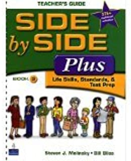 Side by Side Plus 3: Teacher's Guide w/Multilevel Activity & Achievement Test and CD-ROM