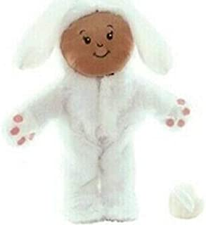 Manhattan Toy Wee Baby Stella Soft Baby Doll Bunny Outfit Pacifier