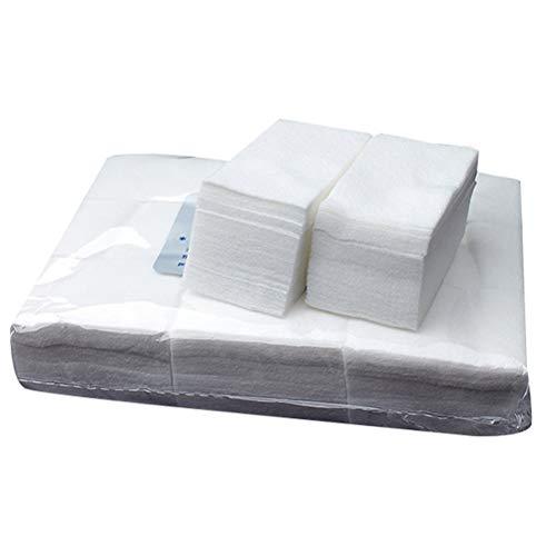 Frcolor 900pcs Nail Art Gel Polish Remover Lint Free Nail Wipes Cotton Pads