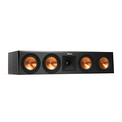 Klipsch RP-450C  Center Channel Speaker - Ebony