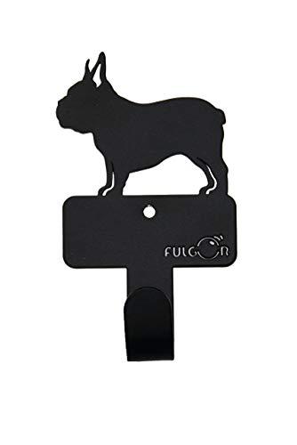 Metal Wall Hook French Bulldog