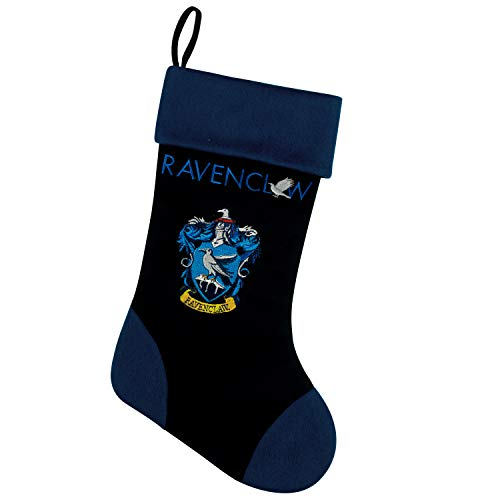 Cinereplicas Harry Potter Calcetines de Navidad - 46cm (Ravenclaw)