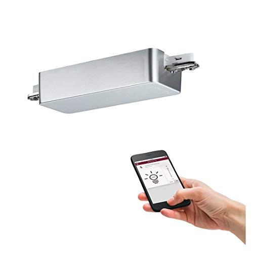 Paulmann SmartHome Urail Dimm/Switch Adapter max. 500 W Chrom matt