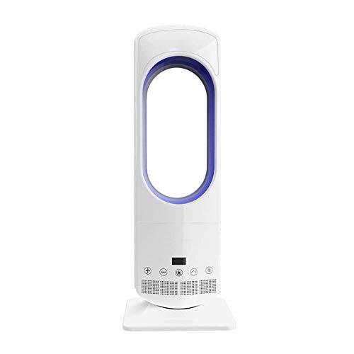XIANGAI Calefactor Calentadores Eléctricos Ultra silencioso Frecuencia Inteligente Conversión de Suelo Radiante domésticos y de Oficina de refrigeración de Doble Uso del Ventilador niños Vertical