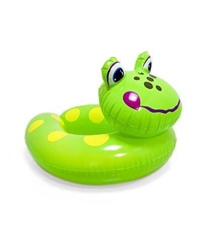 Ongemo Schwimmring Froschi Modell offen, Durchmesser ca. 40 cm