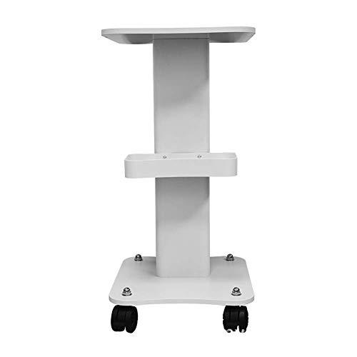 HLL Trolleys, Salon Trolley mit Griff Pedestal Rollen Wagenrad Standfuß, Tischgeräte Rollen-Rad-Aufbewahrungs-Rack, Werkzeug für Salon Verwenden
