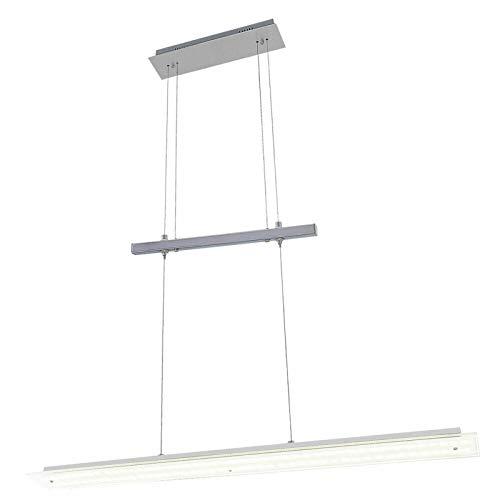 LED Pendelleuchte Esto Carme 710062 Touchschalter Fernbedienung Höhenverstellbar Hängelampe