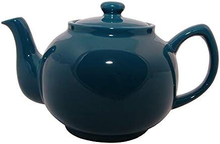Preisvergleich für Price & Kensington Brights Teekanne für 6Tassen, Blau Blaugrün