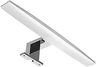 5W Ba/ño LED Espejo,GZQES,Luz AC220V Mini Estilo L/ámparas de Pared con Interruptor Blanco