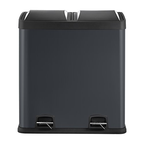 Mari Home ML-RECBIN-60L-BLK