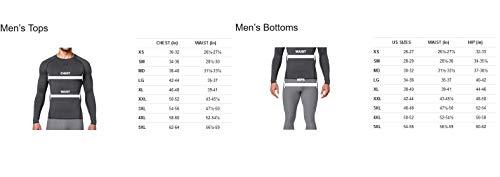 アンダーアーマー スレッドボーンシームレス Tシャツ #1289596 BLK GPH AT Men's