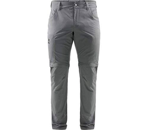 Haglöfs Lite Zip Off Pantalon magnétique pour Homme Taille S