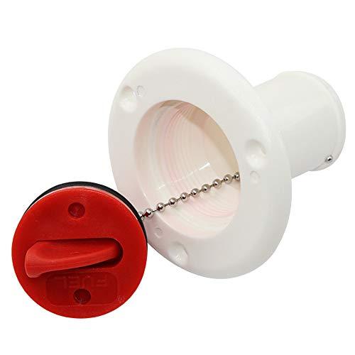 ZONCENG1, Tappo in plastica per Serbatoio Acqua/Carburante, per Barca, Yacht, Camper, furgoni, Camion