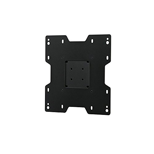 Smartmount Flat Wall Mount for 22-inch to 40-inch LCD Screens - Bl