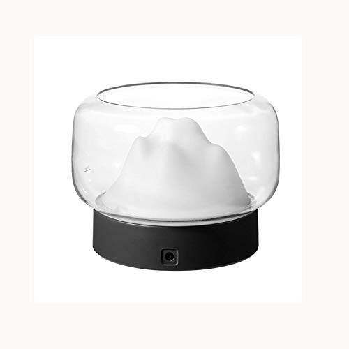 Diaod Mountain View Aromaterapia Olio Essenziale diffusore umidificatore purificatore Elettrico aromaterapia Lampada di Notte for Home Office