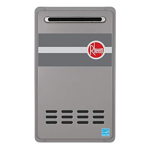 Rheem RTG-95XLN-1 9.5 GPM Outdoor Tankless Low Nox Water Heater (NG)