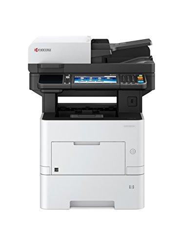 Kyocera Ecosys M3655idn Stampante multifunzione 4 in 1 in bianco e nero: stampante, fotocopiatrice, scanner, fax. Stampa Mobile Print