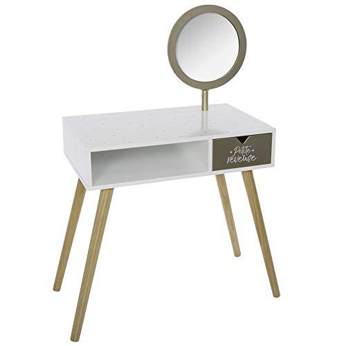 Atmosphera - Frisierkommode fürs Kinderzimmer - drehbarer Spiegel