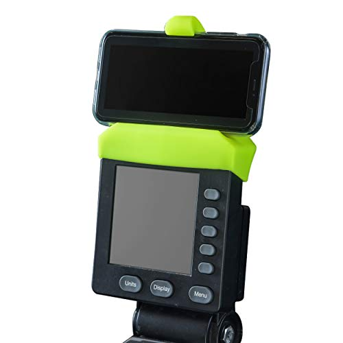 Phone Holder Made for PM5 Monitors of Rowing Machine SkiErg and BikeErg  Silicone Fitness Products