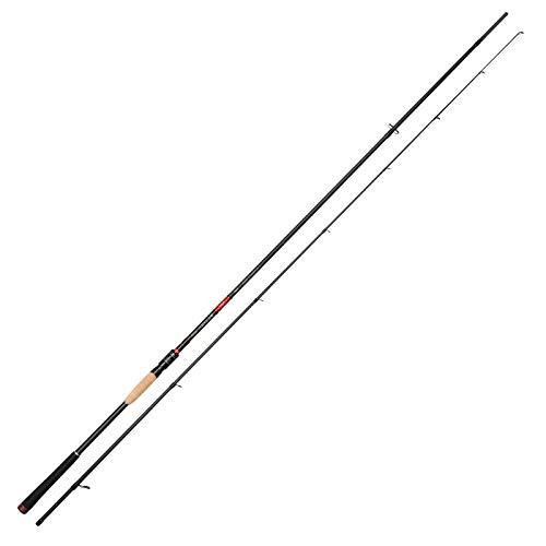 Gamakatsu akilas 100x XH 3m, 25–80g–Caña para pescar lucios y luciopercas, caña de pescar para pesca Lanzado, pescar lucios, Jigrute