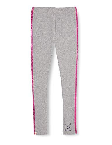 LEGO MW-Sweathose Friends Pantalón Deportivo, 497 Rosa Oscuro, 110 para Niñas