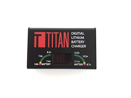 TITAN Digital Charger Lithium Ion Airsoft
