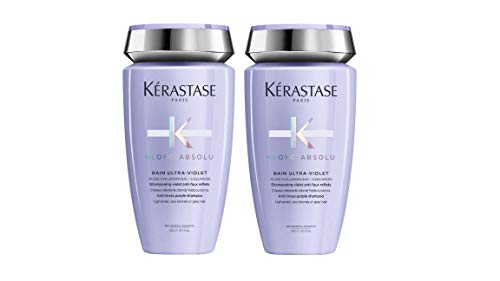 Kerastase Bain Ultra Violet Shampoo 250ml 2 pezzi 2x250ml
