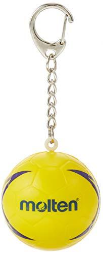 Molten KHHX Schlüsselanhänger, Gelb, Mini