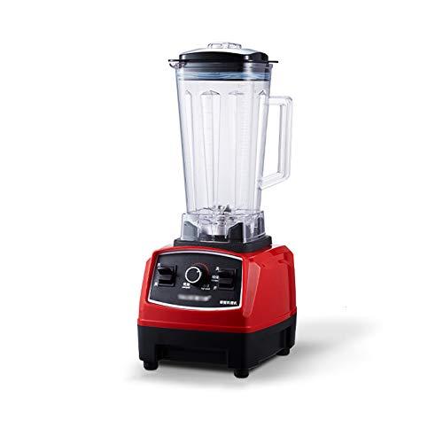 QINGZHUO Standmixer,1000 W Smoothie Mixer für Den Gewerblichen Und Privaten Gebrauch,Mit 2 L Behälter,Praktisch,Sicher Und Leicht zu Reinigen.