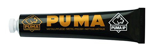 PUMA Metallpolitur 50 ml Messer, grau, M