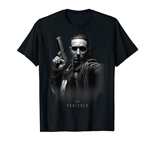 Marvel The Punisher The Equalizer Poster Graphic T-Shirt