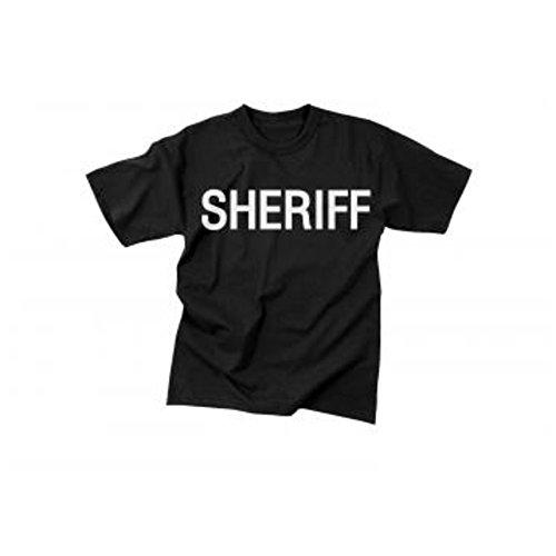 Tee Shirt Sheriff 100% Coton