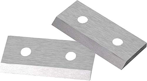 Cheapest Prices! SuperHandy Wood Chipper Shredder Mulcher Industrial Replacement Blade/Knives Set (Q...