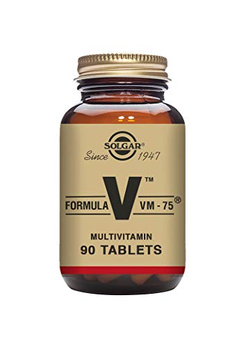 Solgar Formula VM-75 Tablets - Pack of 90