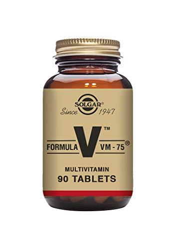Solgar Formula VM-75 Tablets - Pack of 90