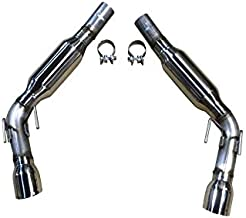 MRT 91A176 Version 1 Axle-Back Performance Exhaust System for 2010-15 V6 Camaro