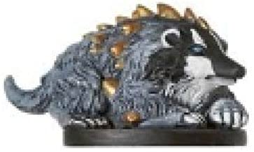 D & D Minis: Celestial Dire Badger # 13 - Deathknell
