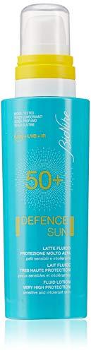 Bionike Defence Sun Latte Fluido 50+ Protezione Molto Alta - 125 Ml
