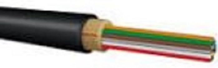 Custom Cuts Per 1ft Indoor//Outdoor 12-Strand Multimode 62.5 Fiber Optic Cable