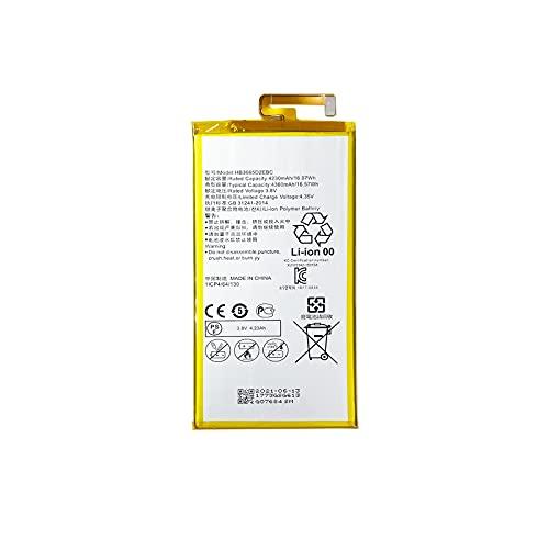 Pattaya HUAWEI Media Pad T2 7.0 Pro 互換バッテリー P8 Max 電池パック HB3665D2EBC