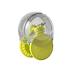 small Chef'n Garliczoom garlic chopper, one size, green