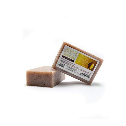 100 g Handgefertigte Seife mit Arganöl und Traubenkern für trockene Haut